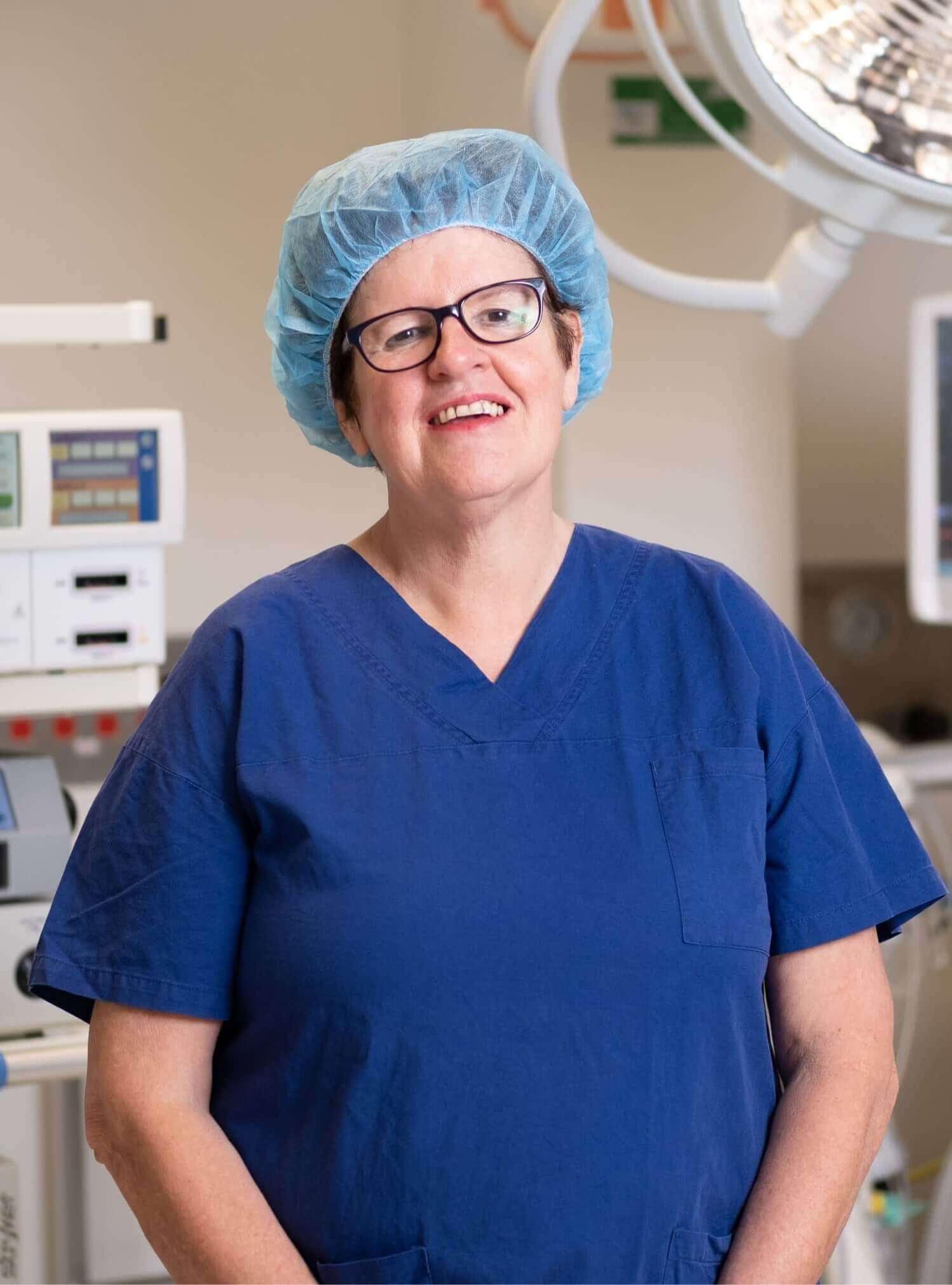 Dr Diana Hastrich - Breast  Cancer Surgeon Perth